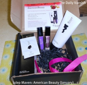 julep-maven-box-january-american-beauty